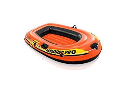 Intex Barca Hinchable Explorer Pro