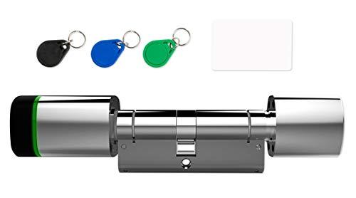 Delta Dore – Cerradura conectada Via Bluetooth Pack Tylock 30 + 30 mm