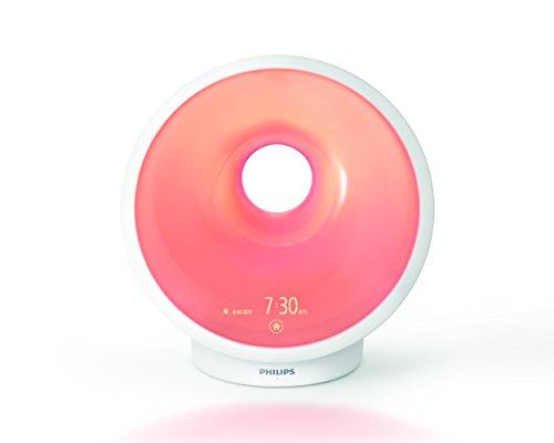 Phillips Somneo Sleep and Wake-Up Light Alarm Clock - White