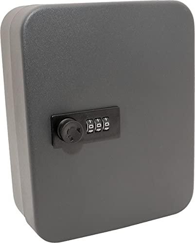 Caja de almacenamiento de llaves combinada de 3 dígitos con 20 o 48 ganchos