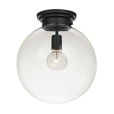 Globe Electric Light Flush Mount,