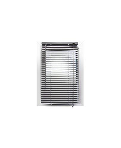 Store v/énitien 50 x H180 cm aluminium Blanc