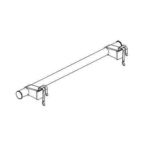 Buderus Handtuchhalter Typ 10-15001 Universal für alle Flachheizkörper Plattenheizköper