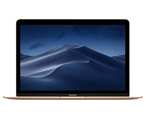 "Apple MacBook (12"", 1.2GHz dual-core Intel Core m3, 8GB RAM, 256GB SSD) - Rose Gold"