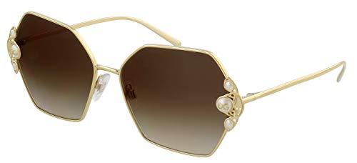 Dolce & Gabbana Damen Sonnenbrillen DG2253H, 02/13, 60
