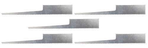 Faller Ersatzklingen für feine Säge, 5 Stück, F170544, Keine Angabe
