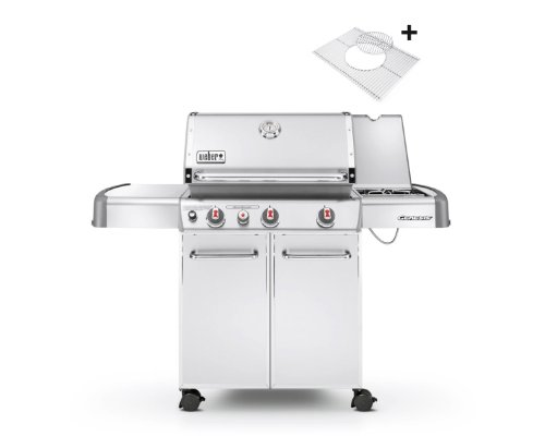 Weber Genesis S-330 GBS, Edelstahl