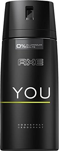Axe deospray You zonder aluminium, 6 stuks (6 x 150 ml)