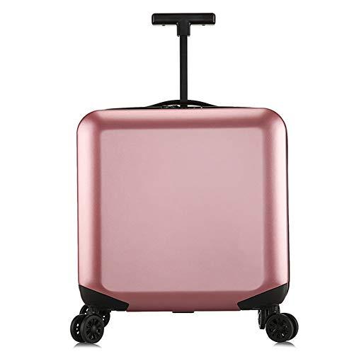 Business Trolley für Männer und Frauen, universell einsetzbar, Reißverschluss-Passwort-Koffer, 2,5-50,8 cm