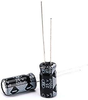 Suchergebnis Auf Für Elektrolytkondensator 100uf 25v Elektronik Foto