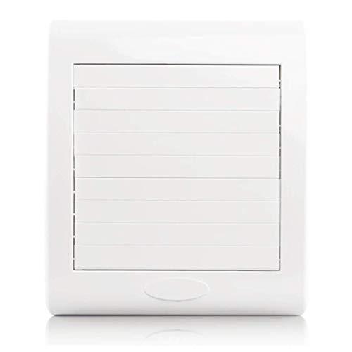 Sgfccyl ventilator, low ruisende afzuigkap huishouden 4 inch ventilator soort raam voor keuken badkamer ventilatorventilator