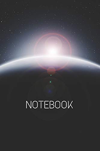 Planet Notebook: Planet Journal - Blank Notebook - Space Journal - Diary - blank book notebook - Journal notebook - Lined pages - 102 pages - 6