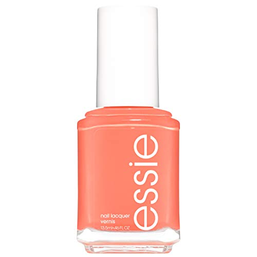 essie Nail Polish, Glossy Shine Coral, Check In To Check Out, 0.46 Ounce
