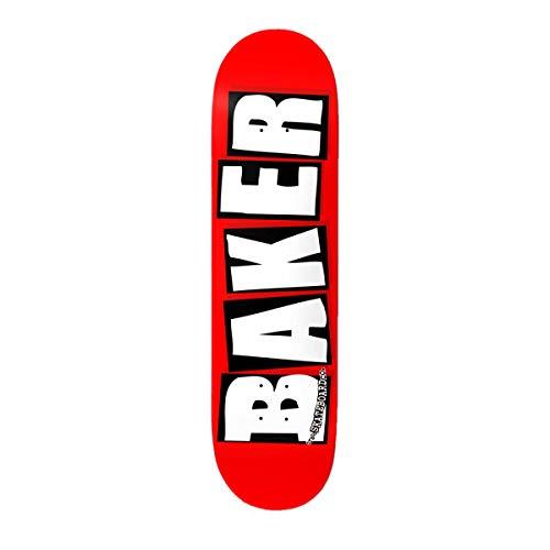 Baker Skateboard Deck Brand Logo 8.25