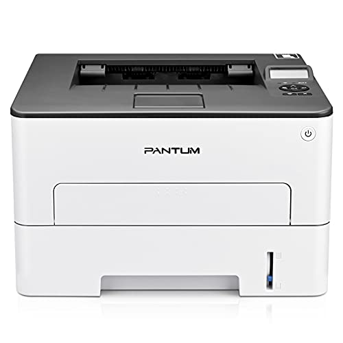 Pantum P3302DW Compact Black & White Laser Printer with Wireless and Ethernet Capabilities, Auto Two-Sided Printing for Home Office Use, 35 Pages Per Minute (V4B15B)