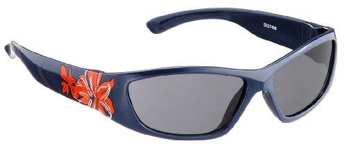 DiMädchen Sonnenbrille, shiny dark blue, D037496