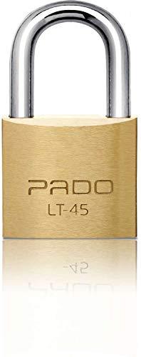 CADEADO LT-45MM, Pado, 51000018, Dourado