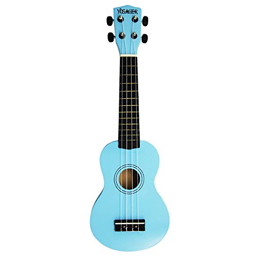 yosager 21 Inch Wooden Ukulele Toy for...