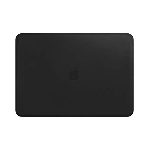 Apple Leather Sleeve (for 15-inch MacBook Pro) – Black
