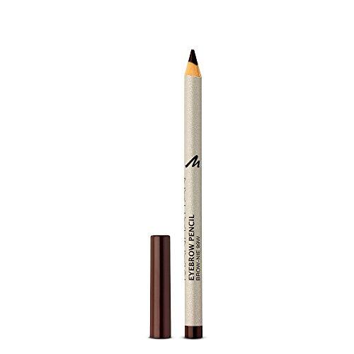 Manhattan Eyebrow Pencil – Hellbrauner Augenbrauenstift für betonte und exakt definierte Augenbrauen – Black Brow 109W – 1 x 1,3 g