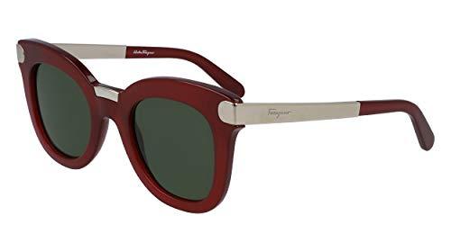 Gafas de sol FERRAGAMO SF 967 S 653 Opaline Vino