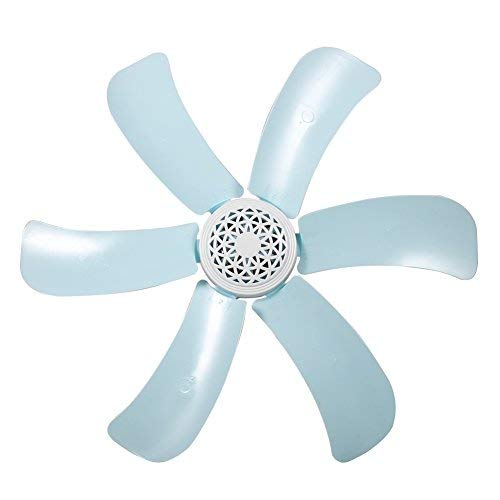 Zerodis ventilator 220 V 8 W 6 messen mini energiebesparende elektrische ventilator kamerplafond anti-muggennet voor slaap