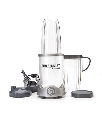 Nutribllet nc 900 W Blanco Batidora de vaso, De plástico