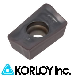 10pc) Korloy APMT 11T3PDSR-MM PC5300 Indexable Carbide Inserts