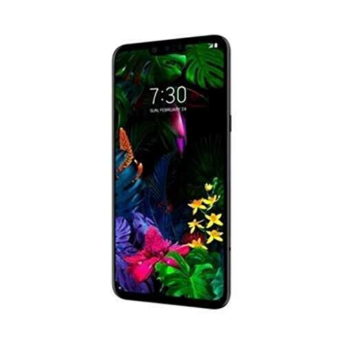"LG G8 ThinQ Factory Unlocked Phone - 6.1"" Screen - 128GB - Black (U.S. Warranty)"