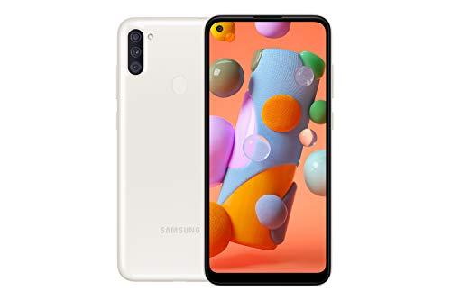 Samsung Galaxy A11 SM-A115F/DS Dual SIM 32GB 2GB RAM Blanco