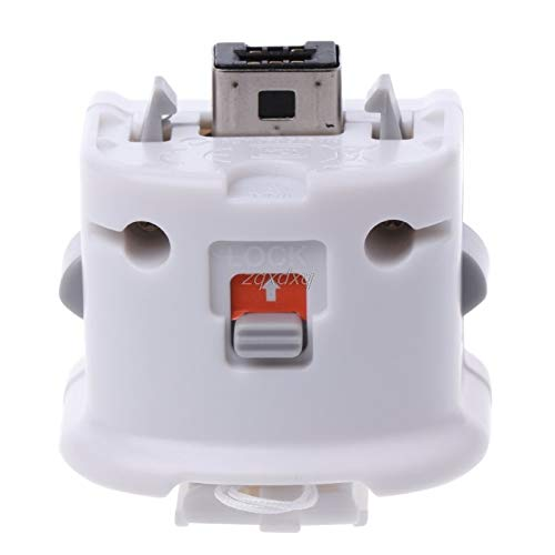 1PC External Motion Plus Adapter Sensor for Nintendo Wii Remote Controller