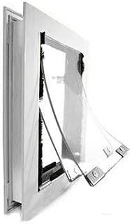 Hale Pet Doors Door Model, Double Flap
