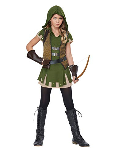 California Costumes Girls Miss Robin Hood Child Costume - http://coolthings.us