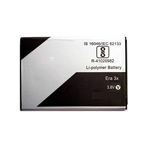 XMT Mobile Battery for Xolo ERA 3X (2500 MAH LI-ION Battery)