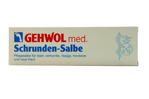 Gehwol 1040105 Schrundensalbe med 75ml