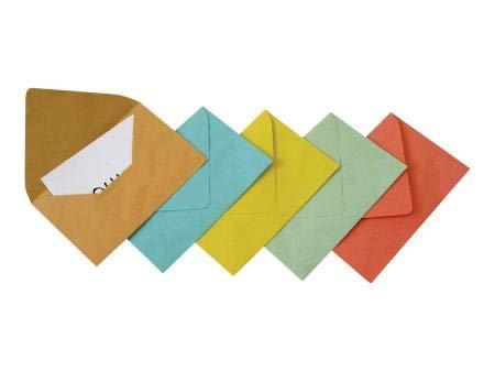 GPV Enveloppen Doos van 500, 75 g/m2, 90 x 140 Roze
