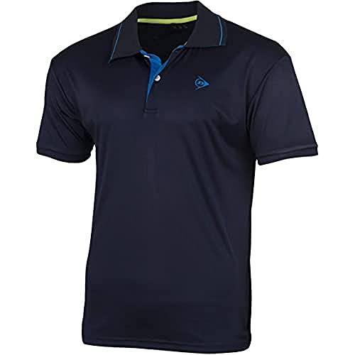 Dunlop 71336 Polo, Marino, XL Mens