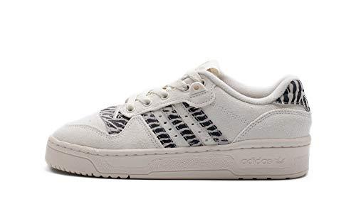 adidas Rivalry Low W (weiß/Zebra) - 36 2/3 EUR · 4 UK