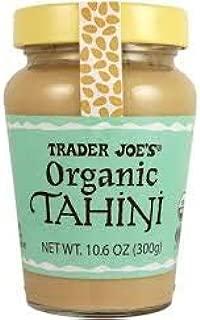 Trader Joe's Organic Tahini 10.6 oz