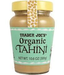 Trader Joe's Organic Tahini 10.6 oz (Case of 4)