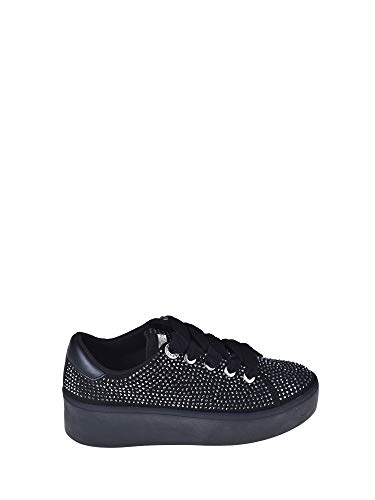 GUESS 2 USCITA Sneaker Townie/Active Donna Mod. FL6TOW Black 41
