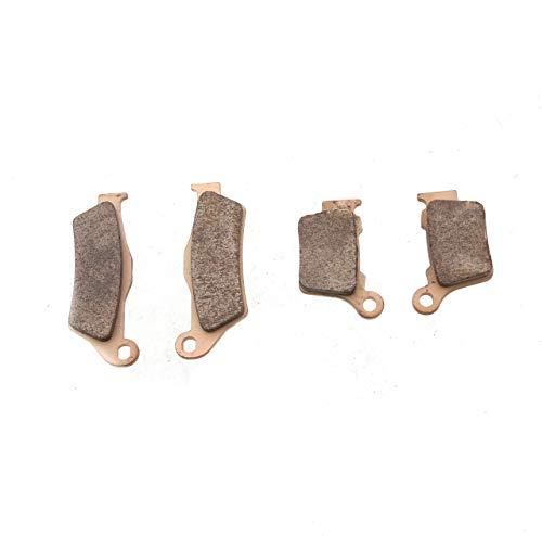 best brake pads for polished rotors