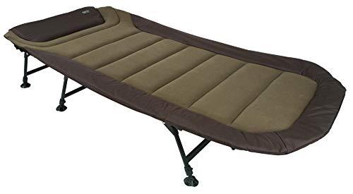 Fox Eos 3 Bed 220x100cm Karpfenliege, Angelliege zum Nachtangeln, Liege zum Camping, Campingbett, Campingliege, Feldbett