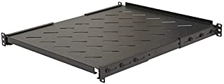 Ares Vision 350mm Heavy Duty 19'' Wide Sliding Shelf for 600MM Server Cabinet. (550MM Fixed)