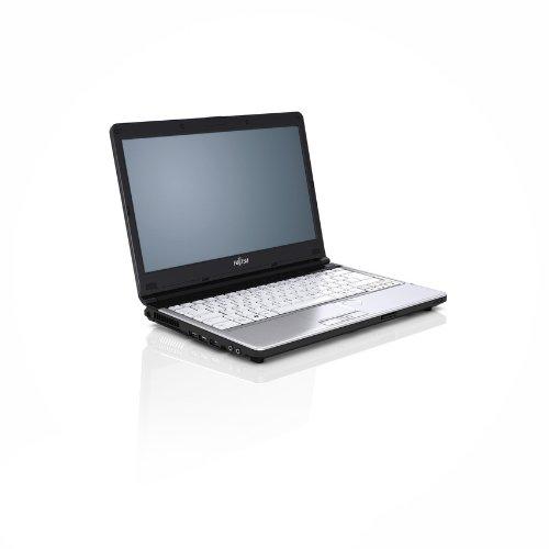 Fujitsu Lifebook S761 33,7 cm (13,3 Zoll) Laptop (Intel Core i5-2410M, 2,3GHz, 4GB RAM, 320GB HDD, Intel HD Graphics, DVD, Win 7 Pro)