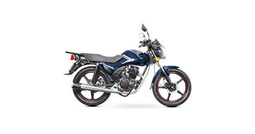 Moto Carabela Kronos 150 Grafito