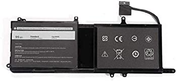 Ding 9NJM1 Replacement Laptop Battery Compatible with Dell 9NJM1 Alienware 15 R3 17 R4 MG2YH 01D82  99Wh 11.4V