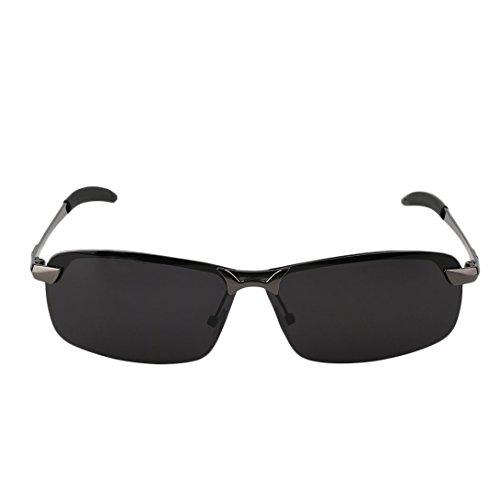 Swiftswan Nachtsicht Polarisierte Sonnenbrille Gläser für Outdoor-Fahren Angeln