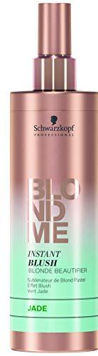 Schwarzkopf Blondme Instant Blush Jade Traitement des Cheveux