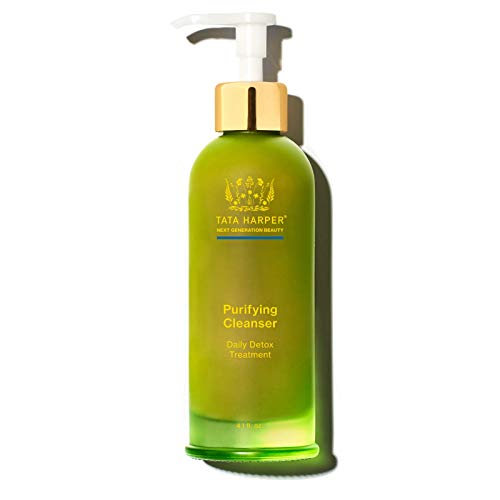 Tata Harper Purifying Cleanser, Pore Detox Cleanser, 100% Natural, Made Fresh in Vermont, 125ml